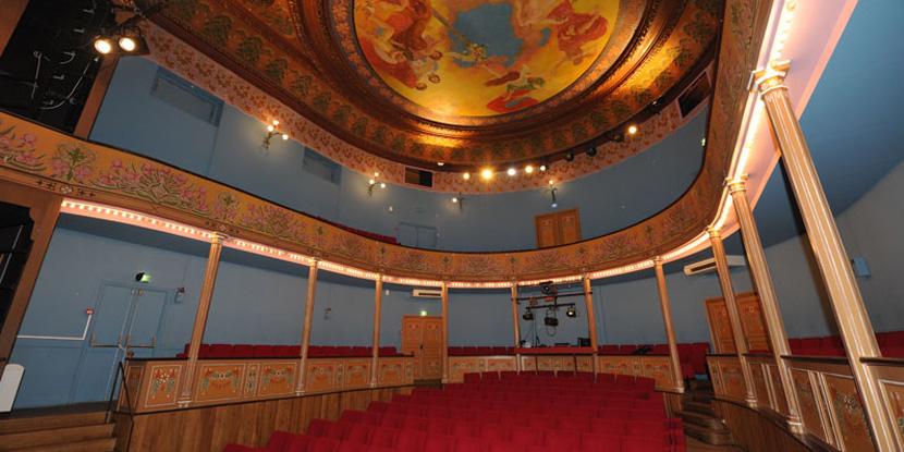 Théâtre italien de Semur-en-Auxois